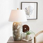 Torunn Ceramic Table Lamp
