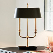 Rosedale Double Arm Table Lamp