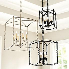 Piedmont 4 Lt Lantern | Ballard Designs
