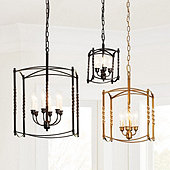 Carriage House Pendants