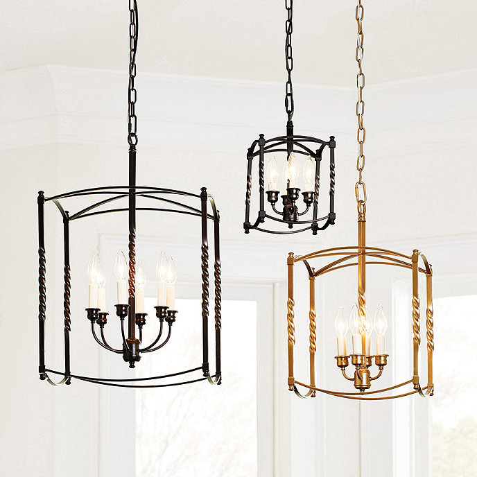 Carriage House Chandelier Pendant