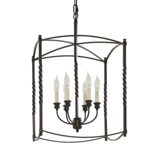 Carriage House Chandelier Pendant | Large Chandelier |