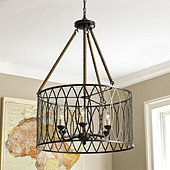 Denley 6-Light Pendant Chandelier