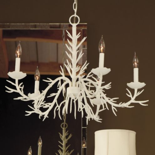 Coral 5 Light Chandelier Ballard Designs