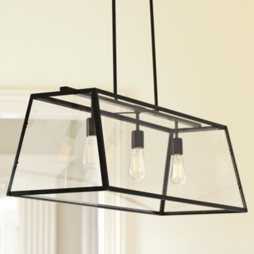 Eldridge Rectangular Pendant