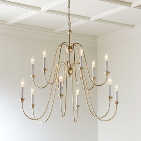 Casa Florentina Arielle Chandelier 12 Light