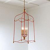 Casa Florentina Viareggio 4-Light Chandelier