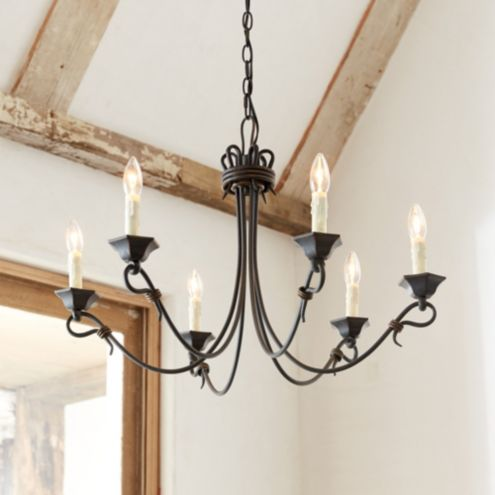 Luce 6-Light Chandelier