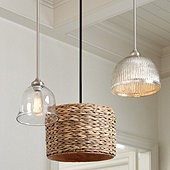 Single Pendant Light Kit