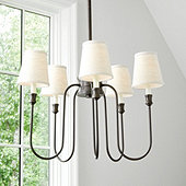 Nora 5-Light Chandelier