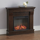 Bordeaux Electric Fireplace