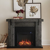 Vail Electric Fireplace