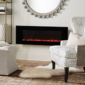 Hanson Electric Wall Mounted Fireplace