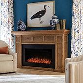 Waldorf Electric Fireplace