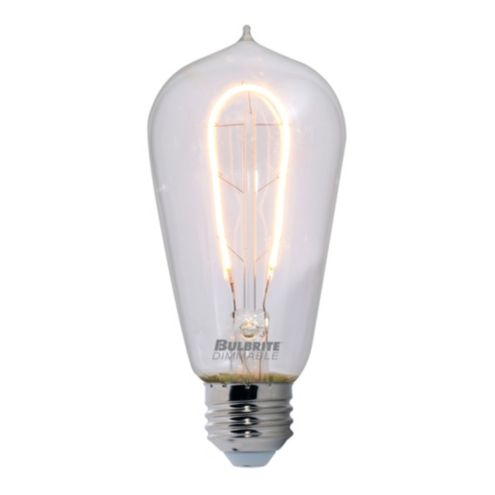 4W LED Nostalgic Edison Light Bulb