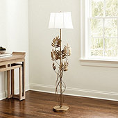 Tropical Floor Lamp