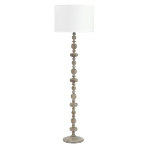 Peyton Wood Floor Lamp