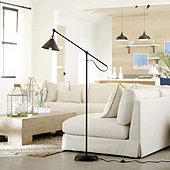 Newton Task Floor Lamp