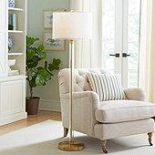 Whitney Acrylic Floor Lamp