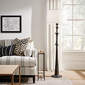 Monroe Forged Floor Lamp