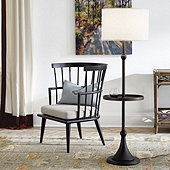 Paxton Tray Floor Lamp
