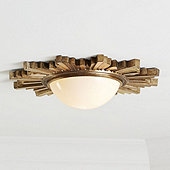 Sunburst Ceiling Mount