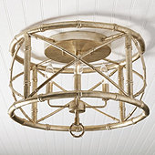 Bamboo Ceiling Mount
