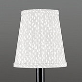 Limited Edition Riverbed Tall Chandelier Shade