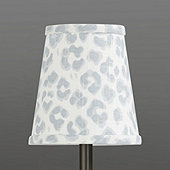 Leopard Tall Chandelier Shade
