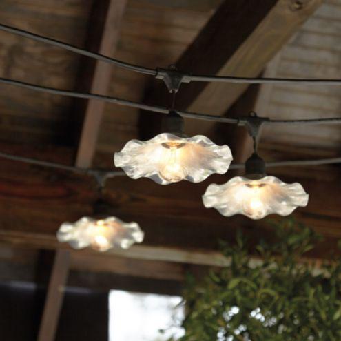 Caf 233 Shade For Vintage String Lights Ballard Designs
