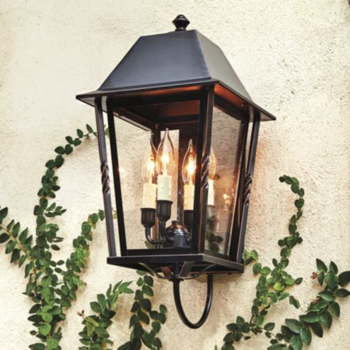 Audrey 1-Light Outdoor Sconce