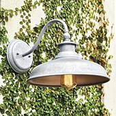 Archer Industrial Outdoor Sconce