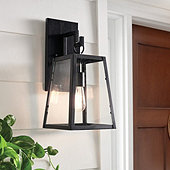 Eldridge 1-Light Outdoor Sconce