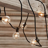 Globe String Lights