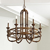 Largo 6-Light Chandelier
