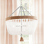 Piper Beaded Chandelier