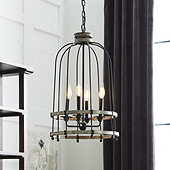 Leon Cage Chandelier