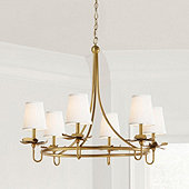 Julia Orchid Chandelier