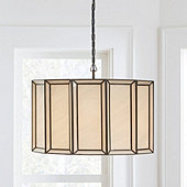 Kendall Glass Chandelier
