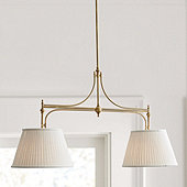 Margot Double Shade Pendant