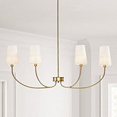 Lottie Linear Chandelier