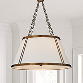 Camille Hanging Shade 6-Light Chandelier