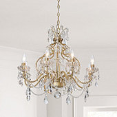 Melina Crystal Chandelier