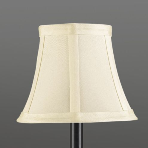 Dupioni Silk Chandelier Shade