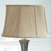 Couture Tapered Drum Lamp Shade - Select Styles