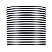 Couture Buffet Lamp Shade - Taupe Linen
