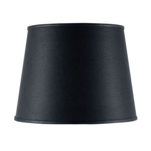 Classic Tapered Linen Lamp Shade 18