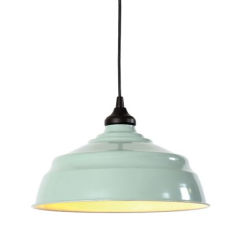 Can Light Adapter - Large Industrial Shade Pendant