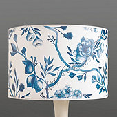 Printed Paper Lamp Shade