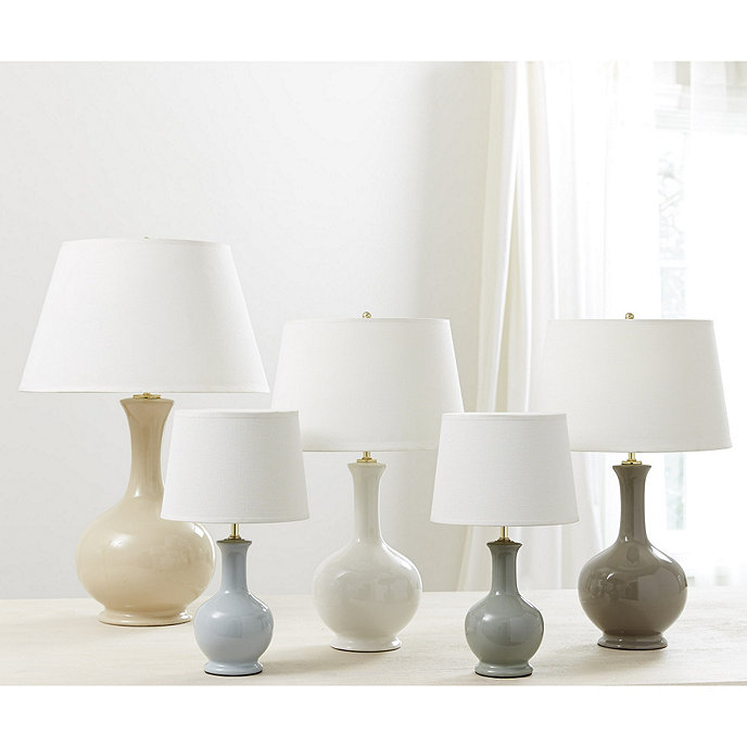 marvelous Ballard Designs Lamps Part - 9: Suzanne Kasler Large Gourd Lamp